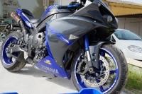 2014 Yamaha R1 17.000 Km DE
