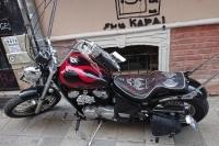 Handmade El Yapımı Chopper Honda Marka Motorsiklet