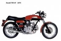 Ducati 750GT - 1973