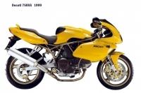 Ducati 750SS - 1999