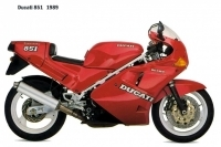 Ducati 851 - 1989