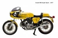 Ducati 900 Super Sport - 1977