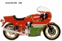 Ducati 900MHR - 1980