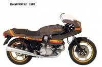 Ducati 900S2 - 1982