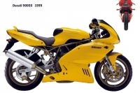 Ducati 900SS - 1999