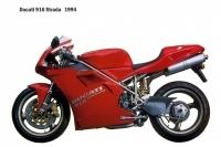 Ducati 916 Strada - 1994