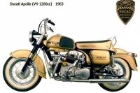 Ducati Apollo - 1963