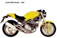 Ducati M900 Monster - 1996