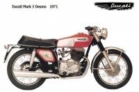 Ducati Mark3 Desmo - 1971