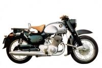 Honda C70 Dream 1956