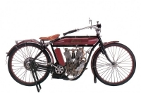 Indian Light Twin 1909