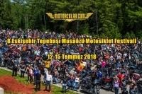 8.Eskişehir Tepebaşı Musaözü Motosiklet Festivali
