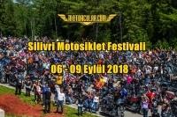 Silivri Motosiklet Festivali 06-09 Eylül 2018