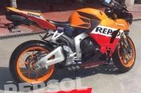 HONDA CBR 600RR - 2015