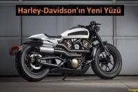 Harley-Davidson 1250 Modeli Geliyor