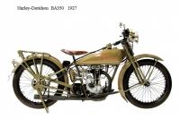 HD BA350 - 1927