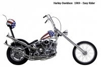 HD EasyRider - 1969