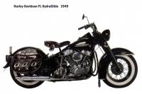 HD FL HydraGlide - 1949