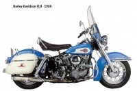HD FLH - 1959