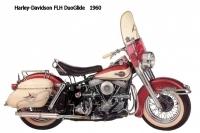 HD FLH DuoGlide - 1960