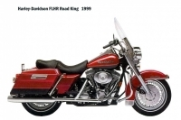 HD FLHR RoadKing - 1999