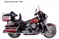 HD FLHTC - 1989