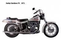 HD FX - 1971