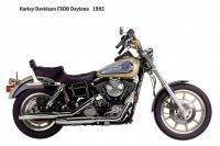 HD FXDB  Daytona - 1992