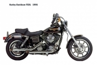 HD FXDL - 1995