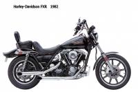 HD FXR - 1982
