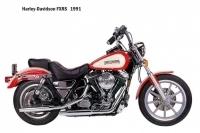 HD FXRS - 1991