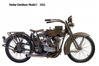 HD Model-J - 1921