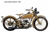 HD ModelB - 1926