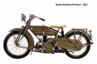 HD WJ Sport - 1921