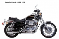 HD XL 1200S - 1996