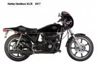 HD XLCR - 1977