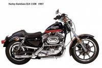 HD XLH 1100 - 1987