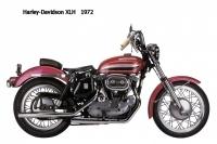 HD XLH - 1972