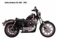 HD XR 1000 - 1983