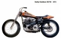 HD XR750 - 1972