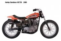 HD XR750 - 1980