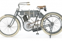 Harley-Davidson Strap Tank - 1907
