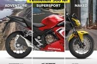 Honda'nın 500cc Modelleri Güncellendi