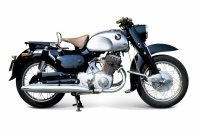 Honda C70 Dream - 1957