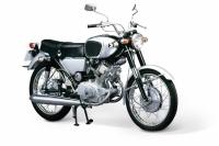 Honda CB125 Benly - 1964