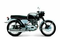Honda CB72 -1961