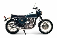 Honda CB750 Dream Four - 1969