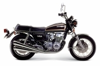 Honda CB750 Dream Four - 1975
