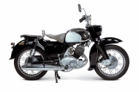 Honda CB92 Benly Super Sport - 1959
