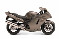 Honda CBR1100XX Super Blackbird - 1996